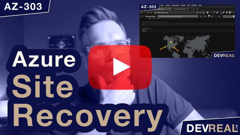 How to do a Failover of a Windows Server VM with Azure Site Recovery