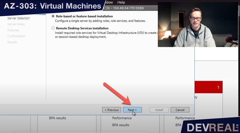 Installing Internet Information Service IIS