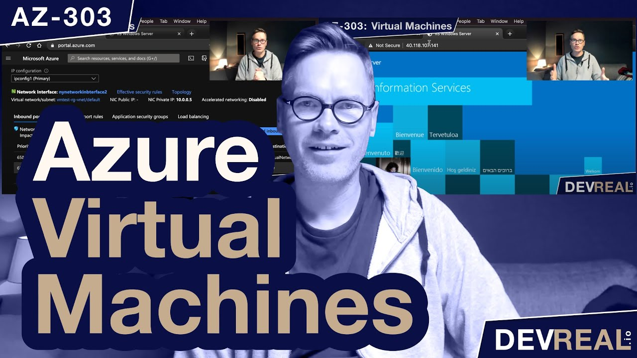 How To Manage Azure Virtual Machines