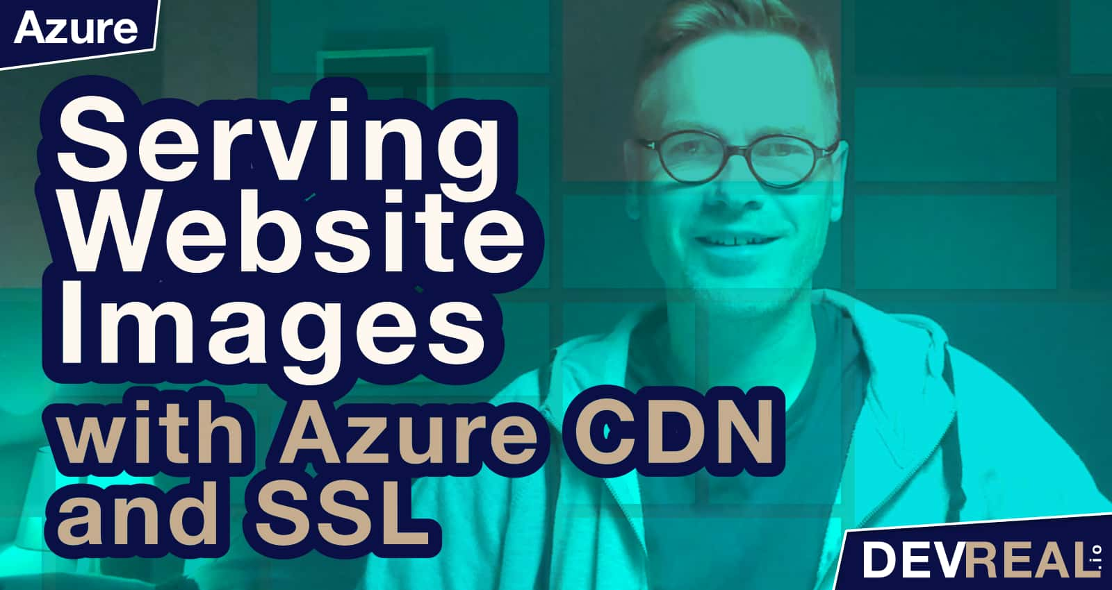 Serving Website Images from Azure CDN with SSL
