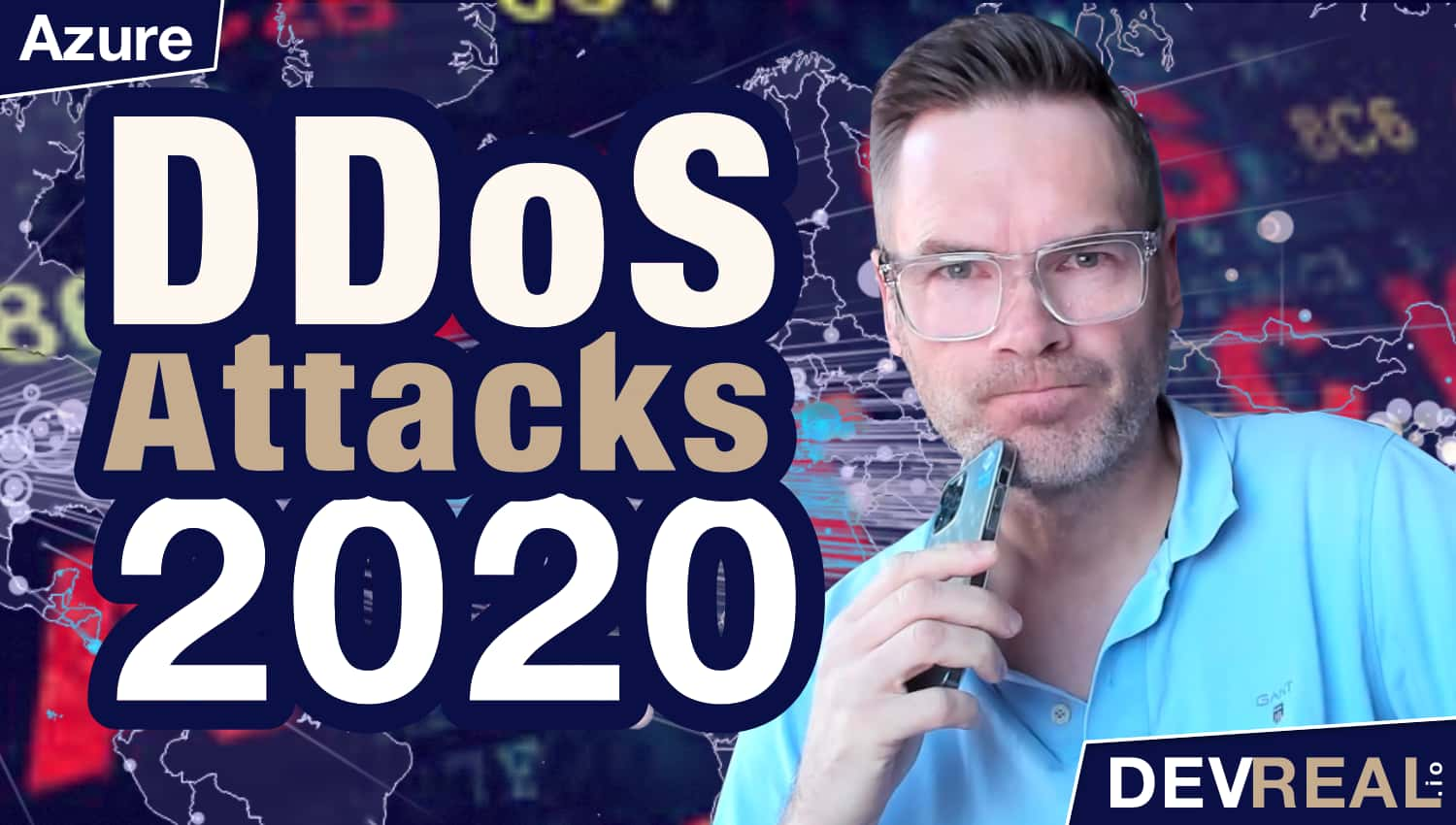 Insights & Trends of DDoS Attacks in 2020 on Azure