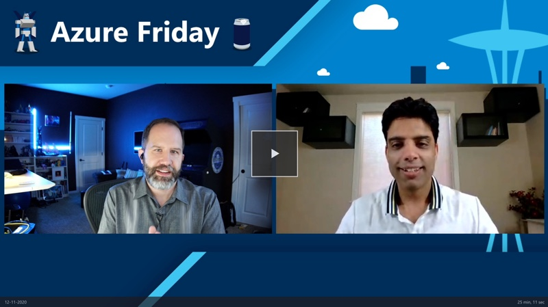 Azure Friday in Pictures #1