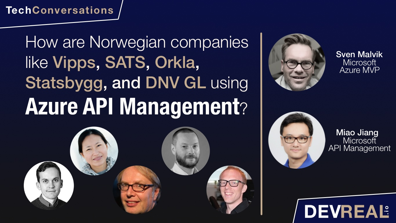 Azure API Management at Norway