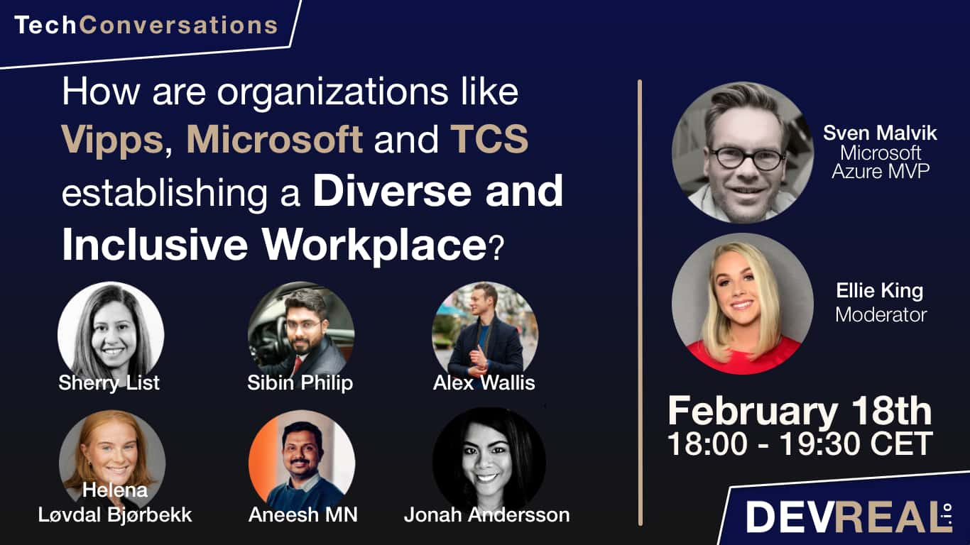 Diversity & Inclusion Tech Conversation
